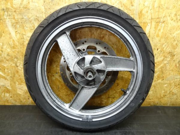 【150408】ZZR250(EX250H)◎フロントホイール アクスル | 中古バイクパーツ通販・買取 ジャンクヤード鳥取 JunkYard