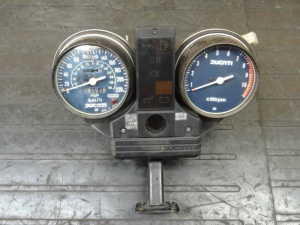 【150511】MHR1000ミレ(ZDM1000R)◆メーターユニット タコ 難有 | 中古バイクパーツ通販・買取 ジャンクヤード鳥取 JunkYard