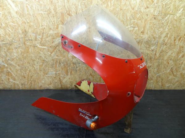 【150511】MHR1000ミレ(ZDM1000R)◆アッパーカウル スクリーン | 中古バイクパーツ通販・買取 ジャンクヤード鳥取 JunkYard