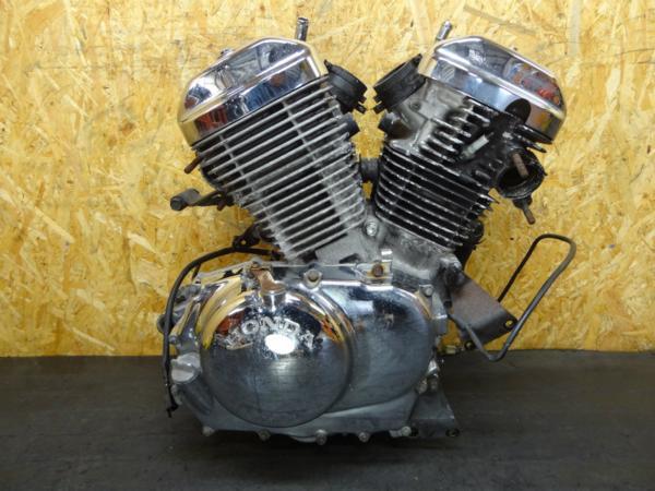 【150224】スティード400(NC26)◆エンジン クランキングOK!難有 | 中古バイクパーツ通販・買取 ジャンクヤード鳥取 JunkYard