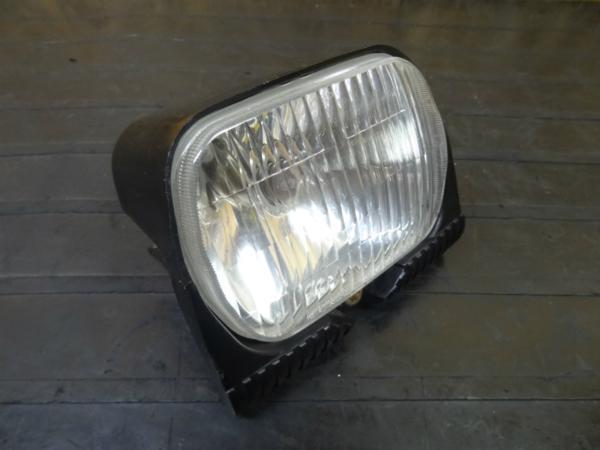 【150228】モトコンポ(AB12)◎ヘッドライト ライトケース 6V   中古バイクパーツ通販・買取 ジャンクヤード鳥取 JunkYard