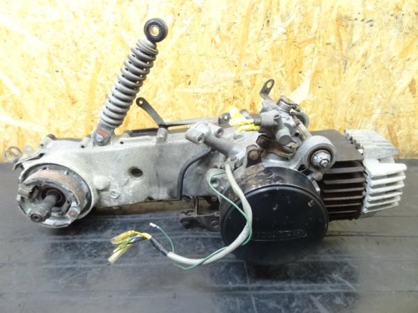 【150228】モトコンポ(AB12)◎エンジン 6V 始動確認後取外 難有   中古バイクパーツ通販・買取 ジャンクヤード鳥取 JunkYard