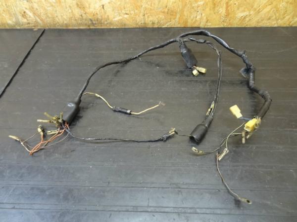 【150406】W1SA(W1F)◆メインハーネス 電装 難有 | 中古バイクパーツ通販・買取 ジャンクヤード鳥取 JunkYard