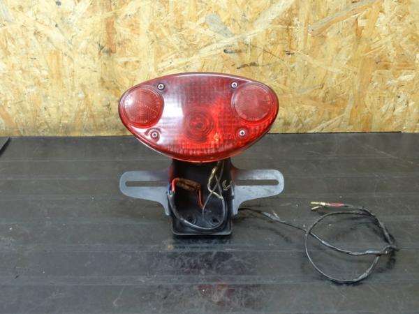 【150406】W1SA(W1F)◆テールランプ レンズ ナンバーベース | 中古バイクパーツ通販・買取 ジャンクヤード鳥取 JunkYard