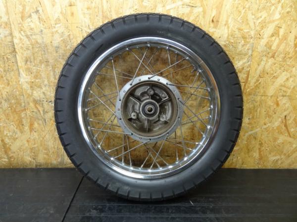 【150406】W1SA(W1F)◆リアホイール 18×2.15   中古バイクパーツ通販・買取 ジャンクヤード鳥取 JunkYard