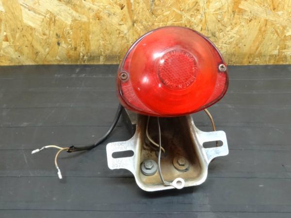 【150729】バンバン50(RV50)◇テールランプ ナンバーステー   中古バイクパーツ通販・買取 ジャンクヤード鳥取 JunkYard