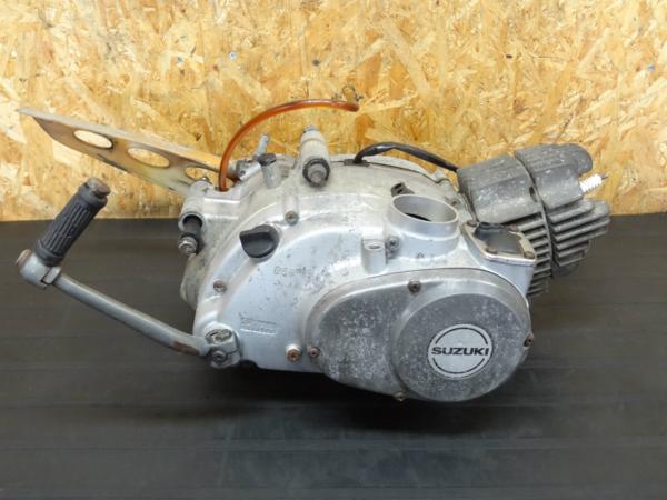 【150729】バンバン50(RV50)◇エンジン キックペダル 始動OK!!   中古バイクパーツ通販・買取 ジャンクヤード鳥取 JunkYard