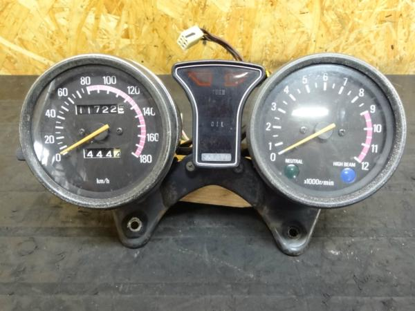 【150415】XS750SP(1J7)◆メーターユニット スピード タコ 難有 | 中古バイクパーツ通販・買取 ジャンクヤード鳥取 JunkYard