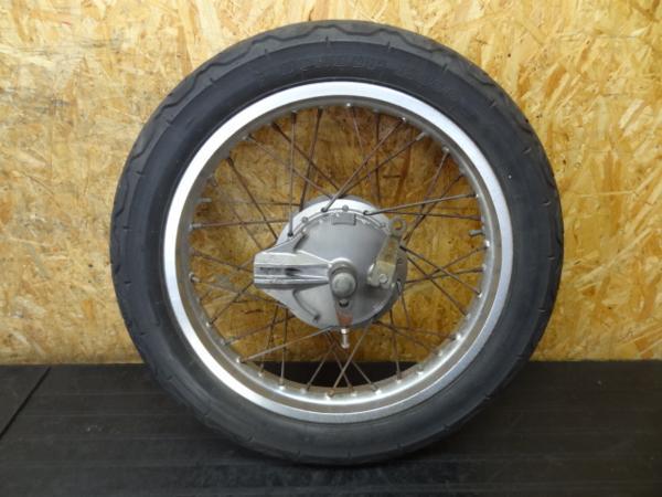 【150613】GB250クラブマン(MC10)◆リアホイール アクスル | 中古バイクパーツ通販・買取 ジャンクヤード鳥取 JunkYard
