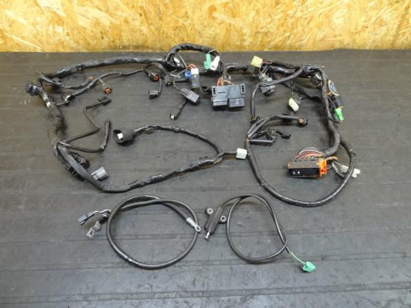 【150706】バンディット1250(GW72A)◇メインハーネス 電装 難有 | 中古バイクパーツ通販・買取 ジャンクヤード鳥取 JunkYard