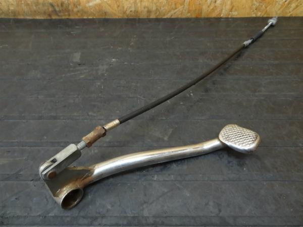 【150801】GT550◇リアブレーキペダル 【GT380? | 中古バイクパーツ通販・買取 ジャンクヤード鳥取 JunkYard
