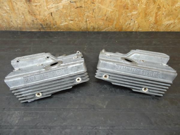 【150801】GT550◇ヘッドカバー ラムエア エンジンカバー GT380?   中古バイクパーツ通販・買取 ジャンクヤード鳥取 JunkYard