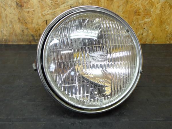 【150801】GT550◇ヘッドライト レンズ ケース シールド【GT380? | 中古バイクパーツ通販・買取 ジャンクヤード鳥取 JunkYard
