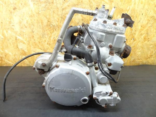 【150907】KDX250(DX250F)◇エンジン クランキングOK!部品取に!? | 中古バイクパーツ通販・買取 ジャンクヤード鳥取 JunkYard