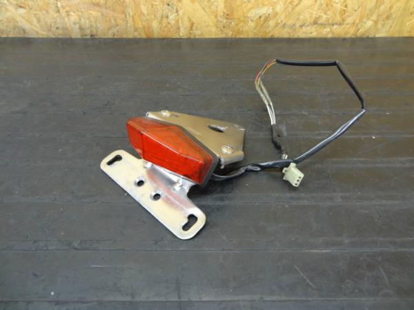 【151019】DR-Z400SM(SK44A)◆テールランプ LED フェンダーレス   中古バイクパーツ通販・買取 ジャンクヤード鳥取 JunkYard