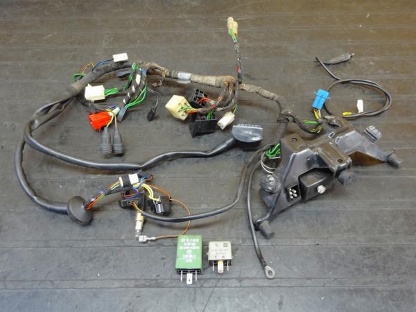 【151112】BMW R100◎リレー ヒューズボックス ハーネス 【R80 | 中古バイクパーツ通販・買取 ジャンクヤード鳥取 JunkYard