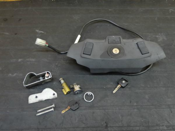【151112】BMW R100◇キーセット メインSW ハンドルロック 【R80 | 中古バイクパーツ通販・買取 ジャンクヤード鳥取 JunkYard