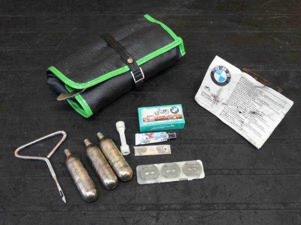 【151112】BMW R100◇車載工具 ツール パンク修理キット 【R80 | 中古バイクパーツ通販・買取 ジャンクヤード鳥取 JunkYard
