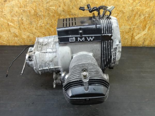 【151112】BMW R100◇エンジン 始動確認後取外し!! 【R80 | 中古バイクパーツ通販・買取 ジャンクヤード鳥取 JunkYard