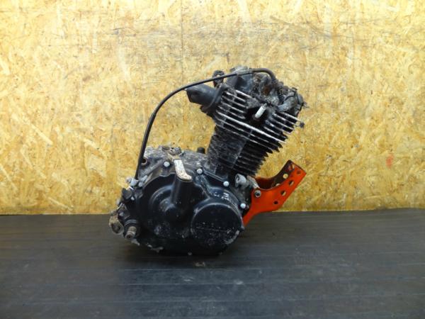 【160917】TLR200(MD09)◆エンジン 部品取り?? 難有   中古バイクパーツ通販・買取 ジャンクヤード鳥取 JunkYard