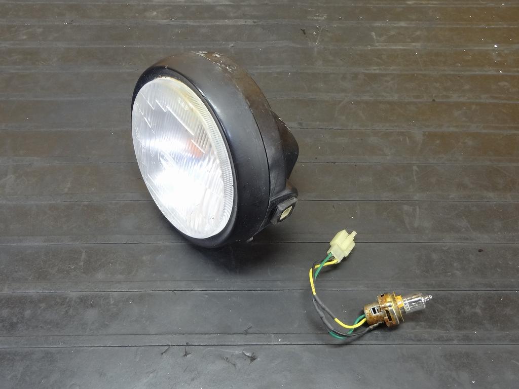 【180305.Y】TZR50R(4EU)●ヘッドライト レンズ レンズケース ジャンク 【ネイキッド化に?? | 中古バイクパーツ通販・買取 ジャンクヤード鳥取 JunkYard