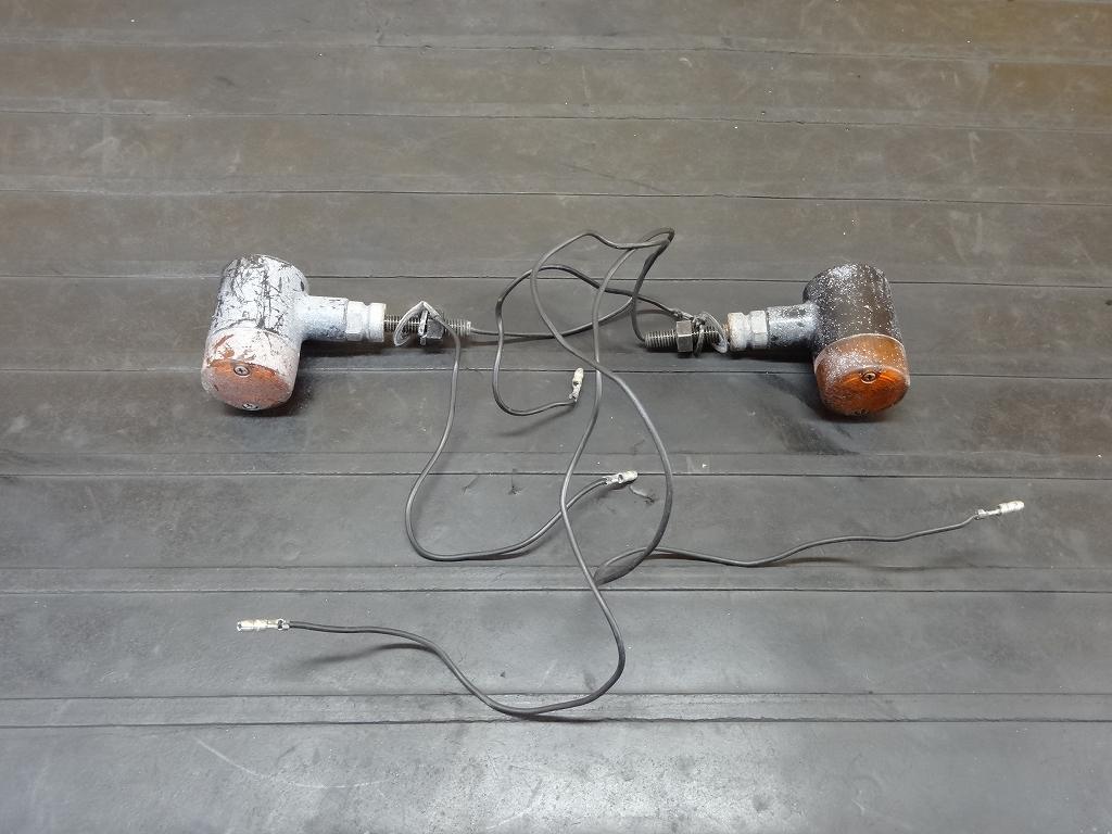 【180305.Y】TZR50R(4EU)●ウインカー(前 )ジャンク | 中古バイクパーツ通販・買取 ジャンクヤード鳥取 JunkYard