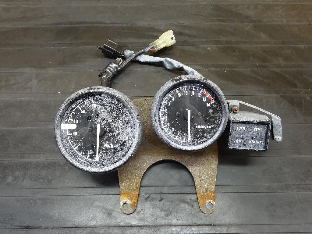 【180305.Y】TZR50R(4EU)●メーター タコメーター インジケーター ステー ジャンク 【ネイキッドステー | 中古バイクパーツ通販・買取 ジャンクヤード鳥取 JunkYard