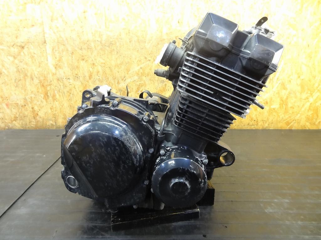 【180420.K】ZRX-Ⅱ(ZR400E-342)●エンジン セルモーター付 後期【ZRX400 ZRX-2 | 中古バイクパーツ通販・買取 ジャンクヤード鳥取 JunkYard