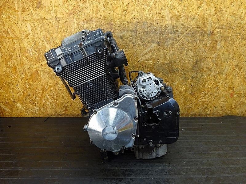 【180905.S】GS1200SS(GV78A-101)● エンジン ミッション クランク オルタネーター スターター 始動OK! ベースに!? 難有 | 中古バイクパーツ通販・買取 ジャンクヤード鳥取 JunkYard