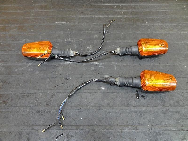 【180922.Y】 XJR400R(4HM-118)☆ ウインカー セット   中古バイクパーツ通販・買取 ジャンクヤード鳥取 JunkYard