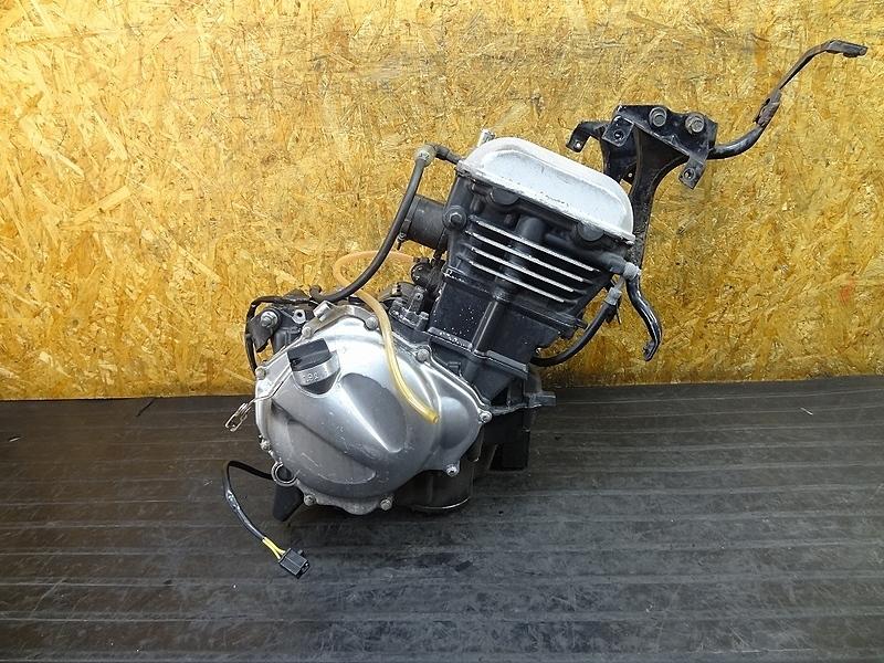 【181213.K】ZZR250(EX250H-036)● エンジン クランキング可 ジャンク セルモーター ジェネレーター 【ZZ-R250 | 中古バイクパーツ通販・買取 ジャンクヤード鳥取 JunkYard