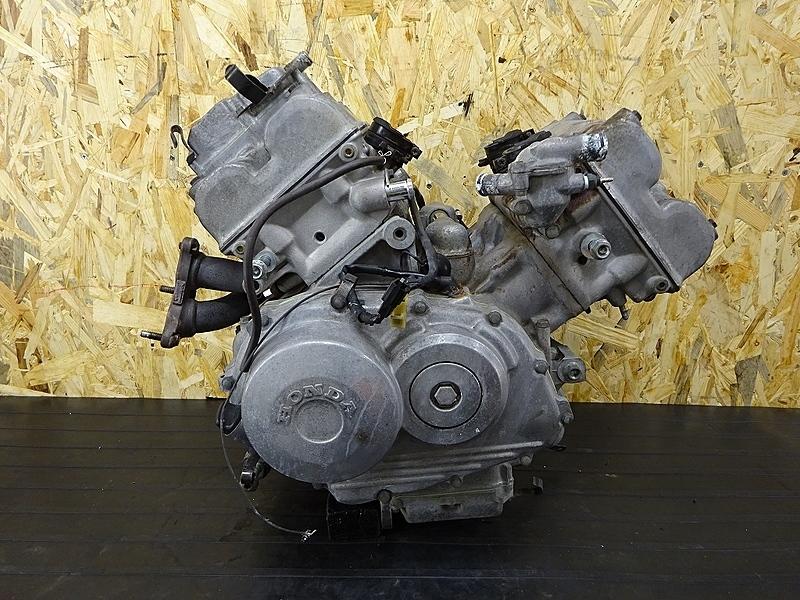 【190228.H】RVF400 (NC35-1102)★ 中古エンジン 始動確認済み!! ジェネレーター セルモーター 9725㎞ | 中古バイクパーツ通販・買取 ジャンクヤード鳥取 JunkYard