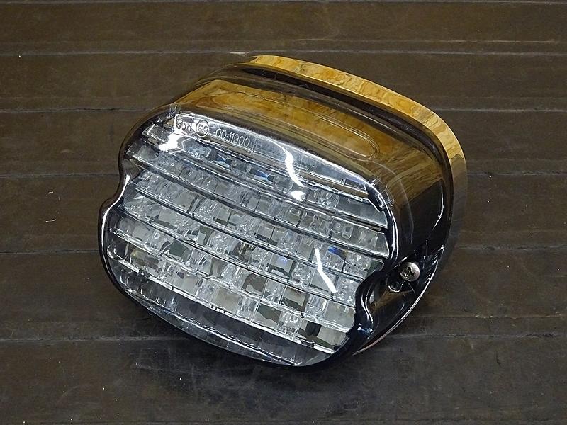 【190819.F】FLHRS1450'06☆ LEDテールランプ スモークテール 【ハーレー ロードキングカスタム FLHR | 中古バイクパーツ通販・買取 ジャンクヤード鳥取 JunkYard