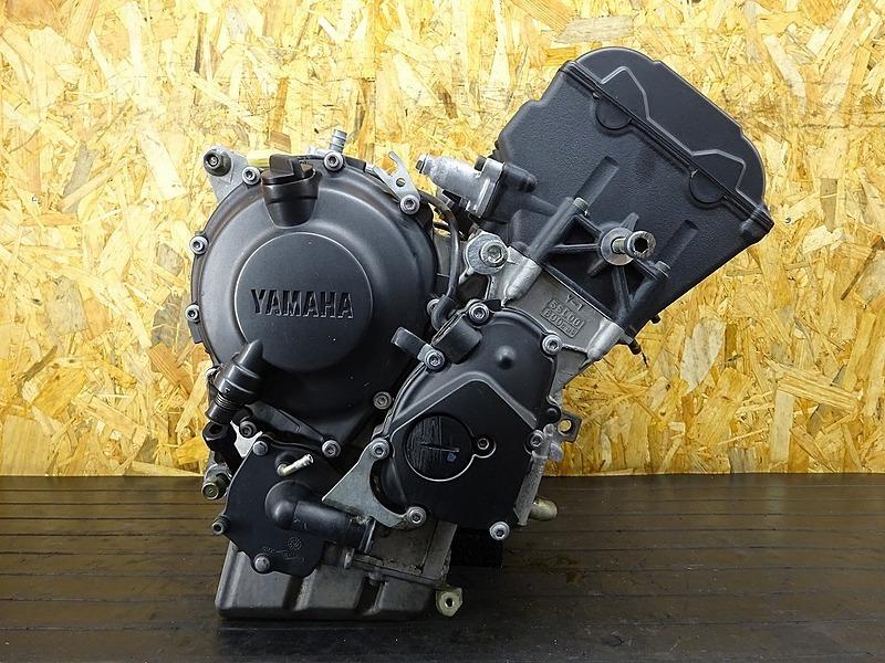 【200212】YZF-R6 '05 ■ 中古エンジン 圧縮確認済み!! ジェネレーター セルモーター ジャンク!? 【5SLM 5SL '03-'05 | 中古バイクパーツ通販・買取 ジャンクヤード鳥取 JunkYard