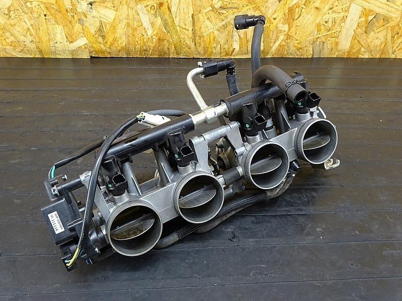 【200207】GSX1300R '11 L1■ スロットルボディ インジェクター インジェクション 【GX72A '08- ハヤブサ 隼   中古バイクパーツ通販・買取 ジャンクヤード鳥取 JunkYard