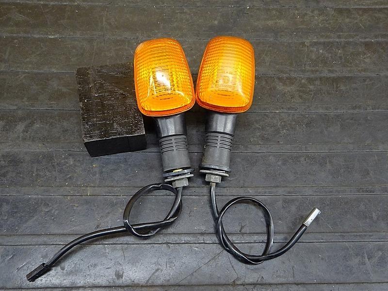 【200302】GSX400インパルス(GK7CA-100)■ リアウインカー 左右セット | 中古バイクパーツ通販・買取 ジャンクヤード鳥取 JunkYard