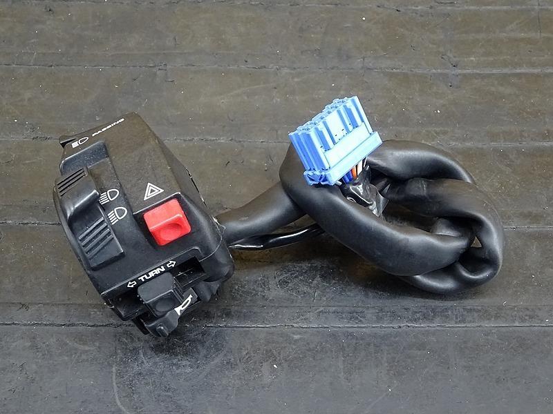 【200320】CBR1000RR(SC59-1200)◇ ハンドルスイッチ左 スイッチボックス左 | 中古バイクパーツ通販・買取 ジャンクヤード鳥取 JunkYard