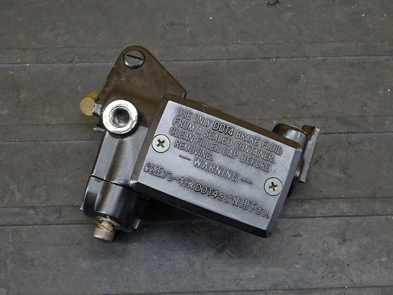 【200803】XJR1300C '15■ クラッチマスターシリンダー 5/8 NISSIN | 中古バイクパーツ通販・買取 ジャンクヤード鳥取 JunkYard