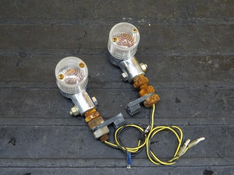 【200910】スティード400(NC26-1205)◇ ウインカー 左右セット KIJIMA キジマ | 中古バイクパーツ通販・買取 ジャンクヤード鳥取 JunkYard