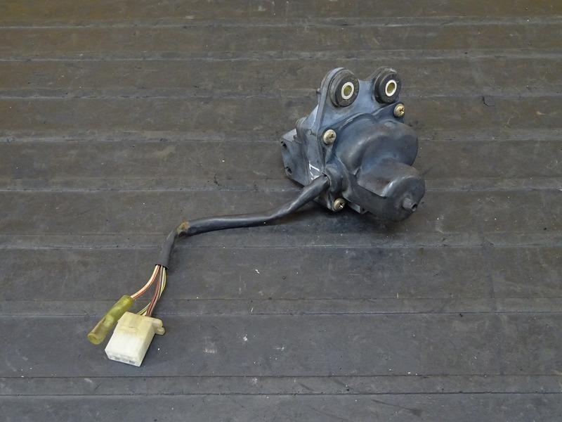 【210216】R1-Z(3XC-003)■ 排気バルブモーター 排気デバイスモーター サーボモーター YPVSモーター | 中古バイクパーツ通販・買取 ジャンクヤード鳥取 JunkYard