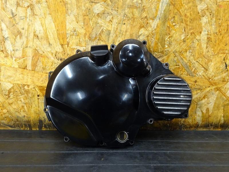 【210611】ZRX1200R(ZRT20A-050)■ クラッチカバー エンジンカバー右 ※エンジンパーツ 【イモビ付   中古バイクパーツ通販・買取 ジャンクヤード鳥取 JunkYard