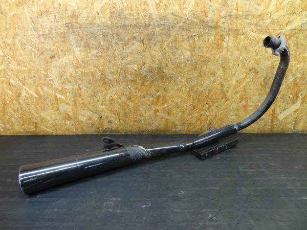 【160411】GSX750S刀-3型(GR72A)◇純正マフラー 右 サイレンサー | 中古バイクパーツ通販・買取 ジャンクヤード鳥取 JunkYard