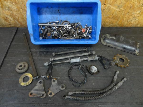 【160411】GSX750S刀-3型(GR72A)◇エンジンボルトセット ステー | 中古バイクパーツ通販・買取 ジャンクヤード鳥取 JunkYard
