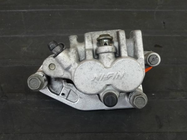 【160831】WR400F(CH02W)◇フロントブレーキキャリパー   中古バイクパーツ通販・買取 ジャンクヤード鳥取 JunkYard