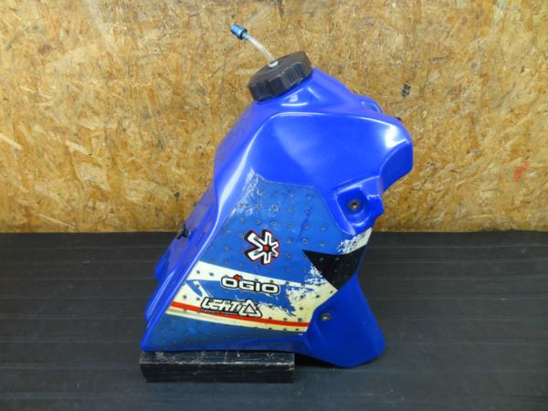 【160831】WR400F(CH02W)◇ガソリンタンク 燃料 フューエル ポリ   中古バイクパーツ通販・買取 ジャンクヤード鳥取 JunkYard