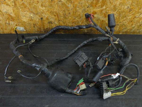 【170202】RVF400(NC35-1002)◇メインハーネス ケーブル 電装 | 中古バイクパーツ通販・買取 ジャンクヤード鳥取 JunkYard