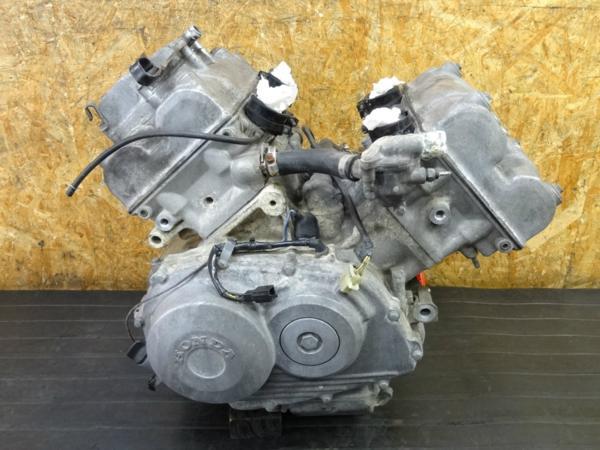 【170202】RVF400(NC35-1002)◇エンジン 始動OK!! セルモーター付 | 中古バイクパーツ通販・買取 ジャンクヤード鳥取 JunkYard