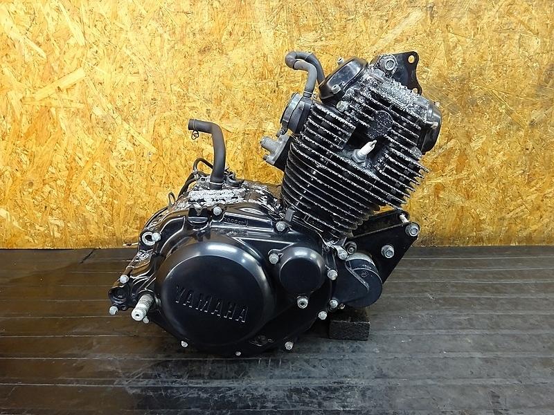【181210.Y】TW200(DG07J-029)● エンジン クランク ミッション ギア 始動OK? ベースに? | 中古バイクパーツ通販・買取 ジャンクヤード鳥取 JunkYard
