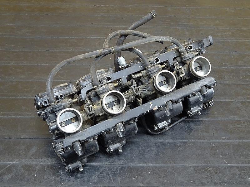 【200106】GPZ400F(ZX400A-025)■ キャブレター キャブ チョークワイヤー 【GPZ400 | 中古バイクパーツ通販・買取 ジャンクヤード鳥取 JunkYard
