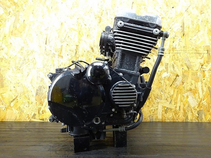 【200317】ZRX1100(ZRT10C-012)■ 中古エンジン 始動確認後取り外し!! ジェネレーター セルモーター 10858㎞ | 中古バイクパーツ通販・買取 ジャンクヤード鳥取 JunkYard